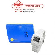 Dri Excel Bedwetting Alarm Watch Kit - One Stop Bedwetting