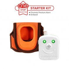 Chummie Premium Bedwetting Alarm Starter Kit - One Stop Bedwetting