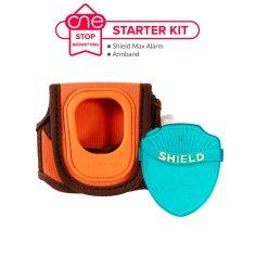 Shield Bedwetting Alarm Starter Kit - One Stop Bedwetting
