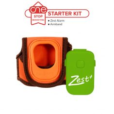 Zest Bedwetting Alarm Armband Kit - One Stop Bedwetting