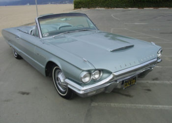 Ford Thunderbird, Classic Rental Car