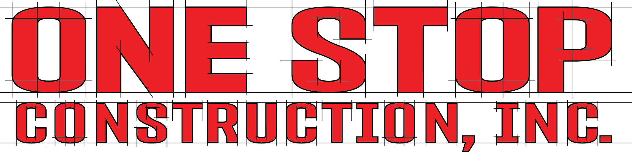 One Stop Construction Logo