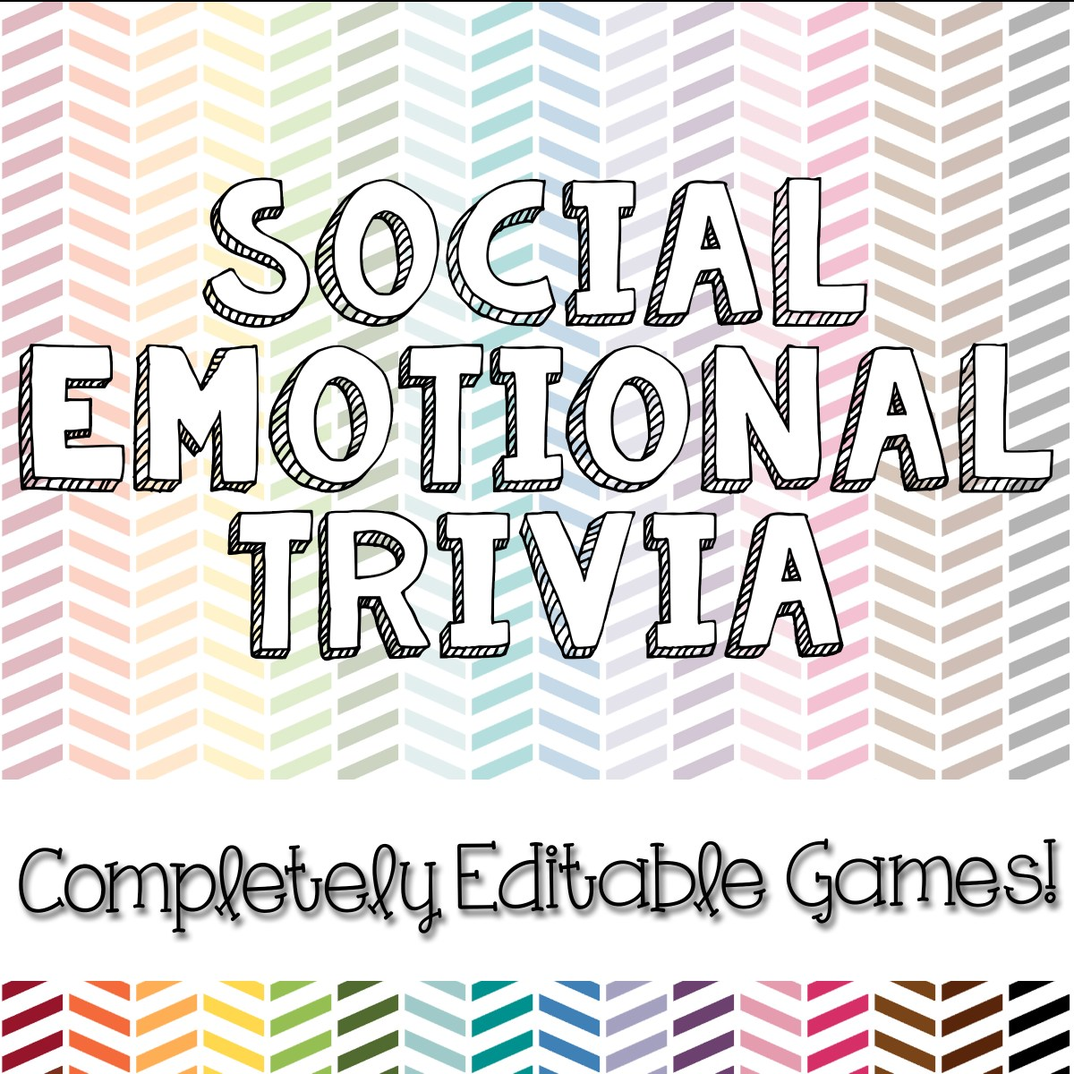 New Product :: Social Emotional Trivia Games