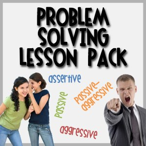 Problem Solving Lesson Pack