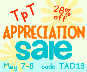 Appreciation Sale