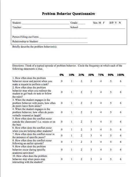 FBA Form