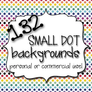 Small Dot Digital Backgrounds