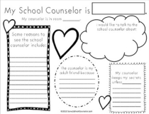 School Counselor Activity