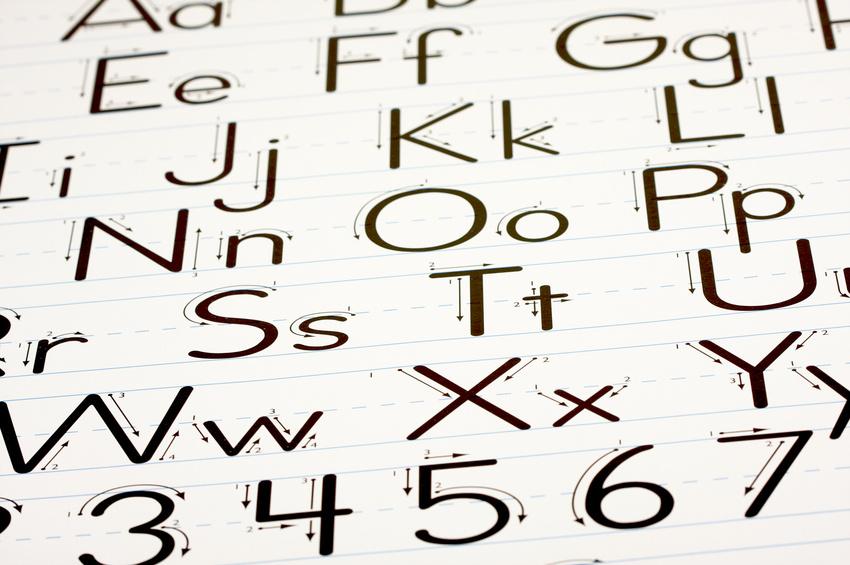 Iep goals for writing alphabet
