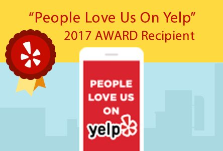 People Love Us on Yelp - One Stop Plastering