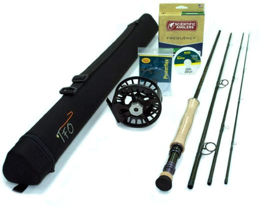 TFO BVD Fly Rod