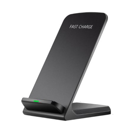 Image of a fast charge on a charging dock.