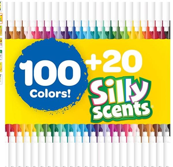 Silly Scents Crayola Markers