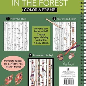 Wall Art Adult Coloring Book