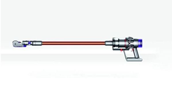 Dyson Cordless Stick Vacuum Clearner Side View