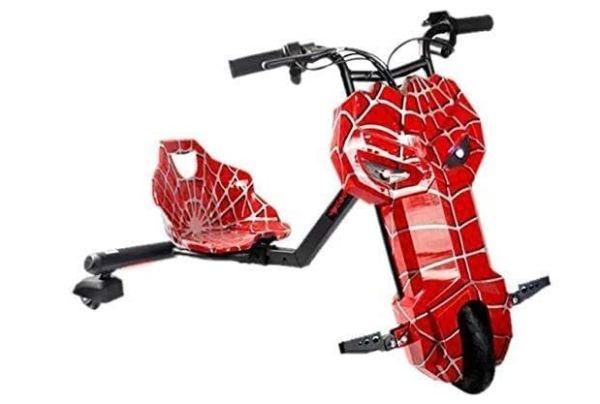 Spiderman Drifting Trike