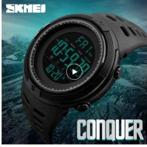 SKMEI Brand Men Sports Watches Waterproof LED Digital