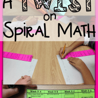 Looking For a TWIST on Spiral Math?