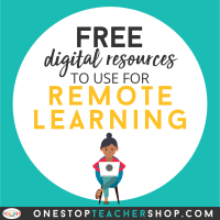 FREE Digital Teaching Resources for Distance Learning