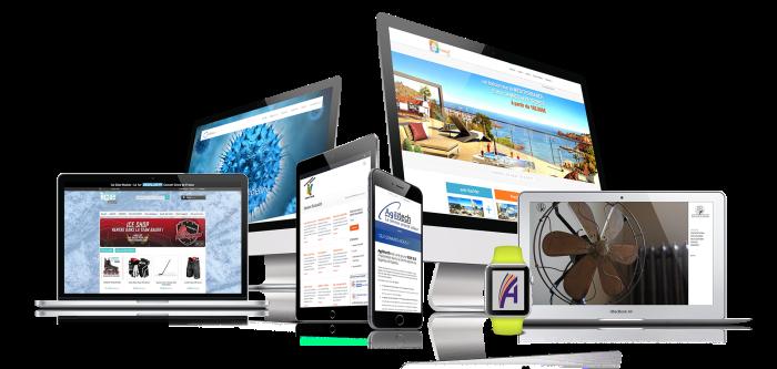 Creation WEBSITE