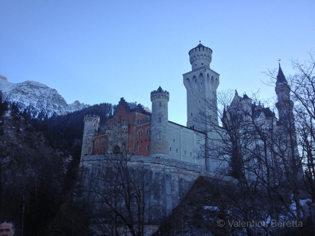 castello neushwanstein baviera