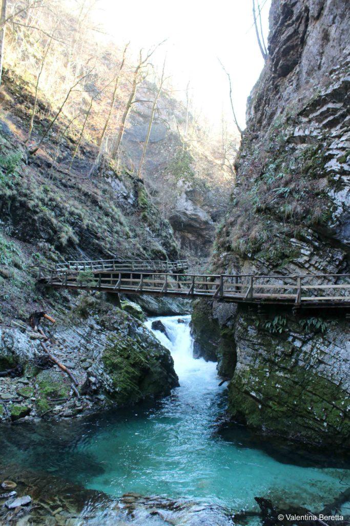 ponte gola vintgar