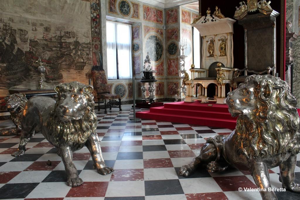 castello di rosenborg copenhagen