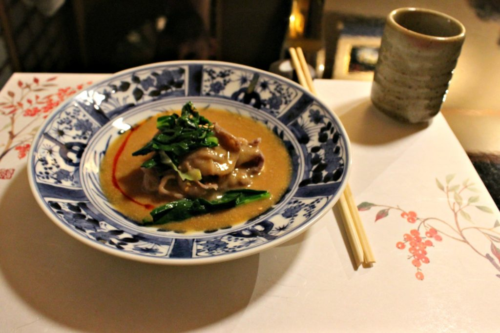 shabu cucina kaiseki