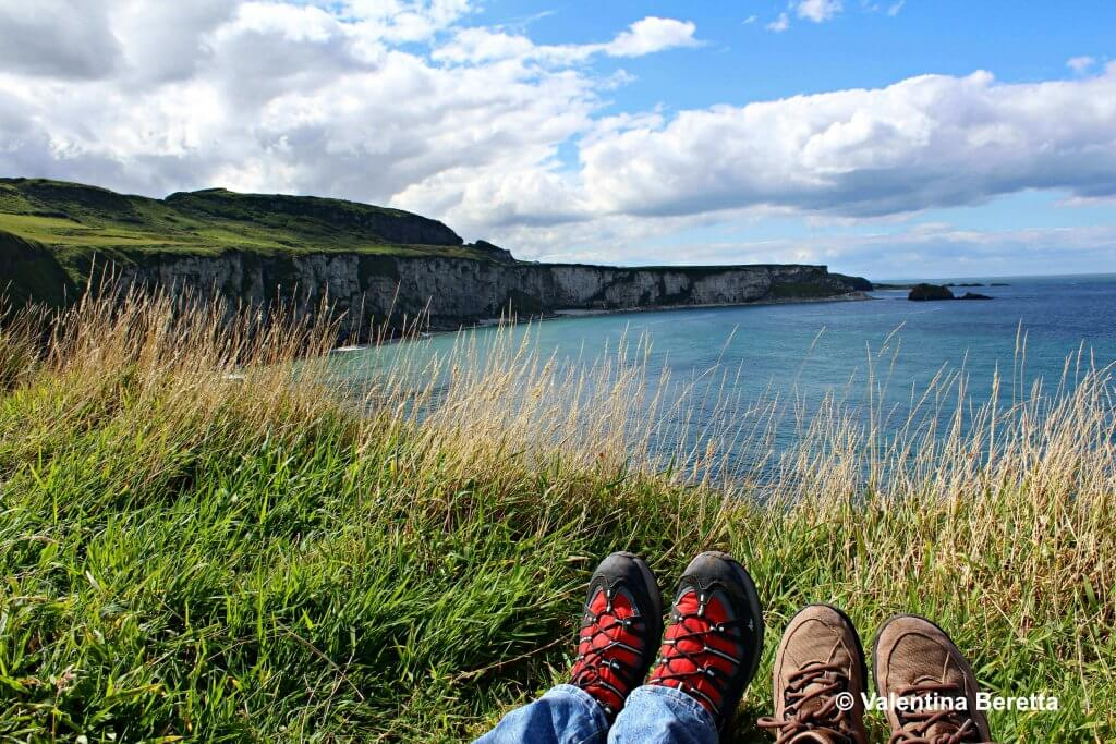 nord irlanda carrick-a-rede