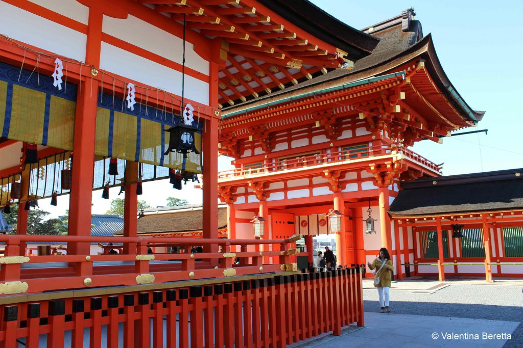 cancello fushimi inari