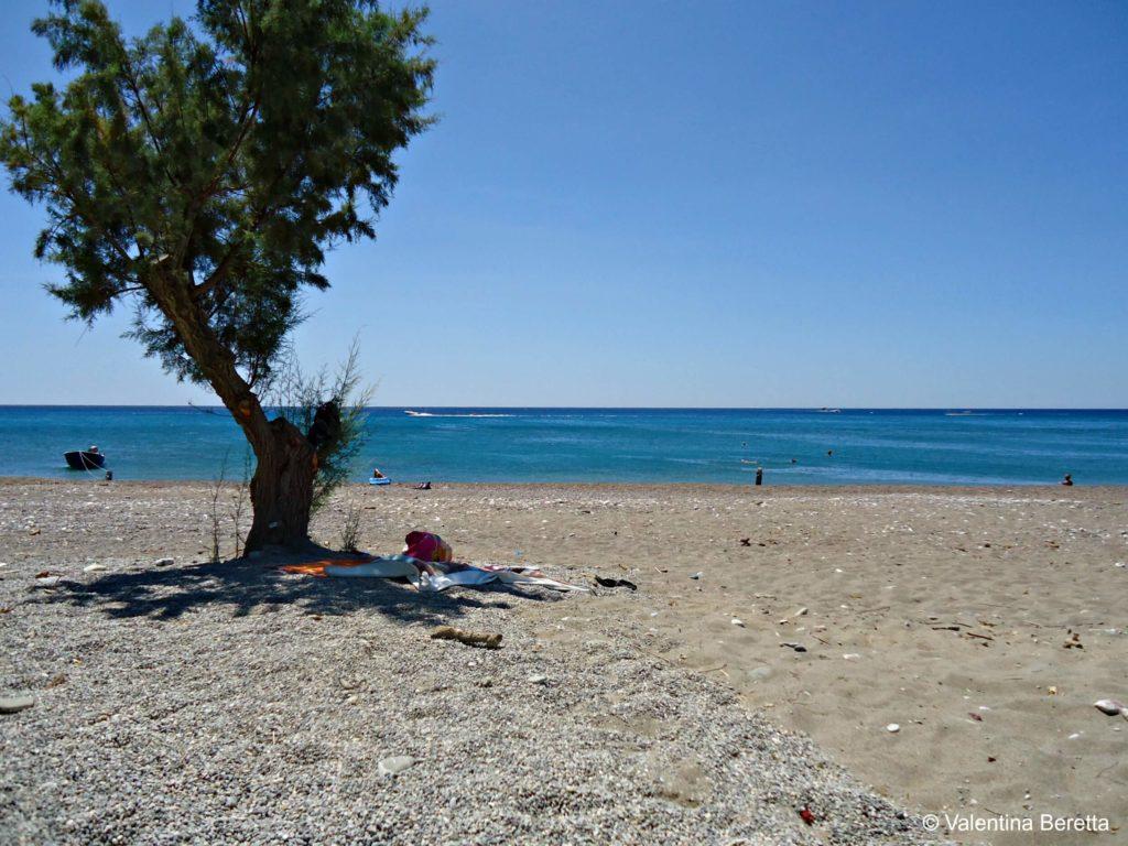 spiaggia rodi