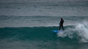 Surf de cutback, carvs y línea