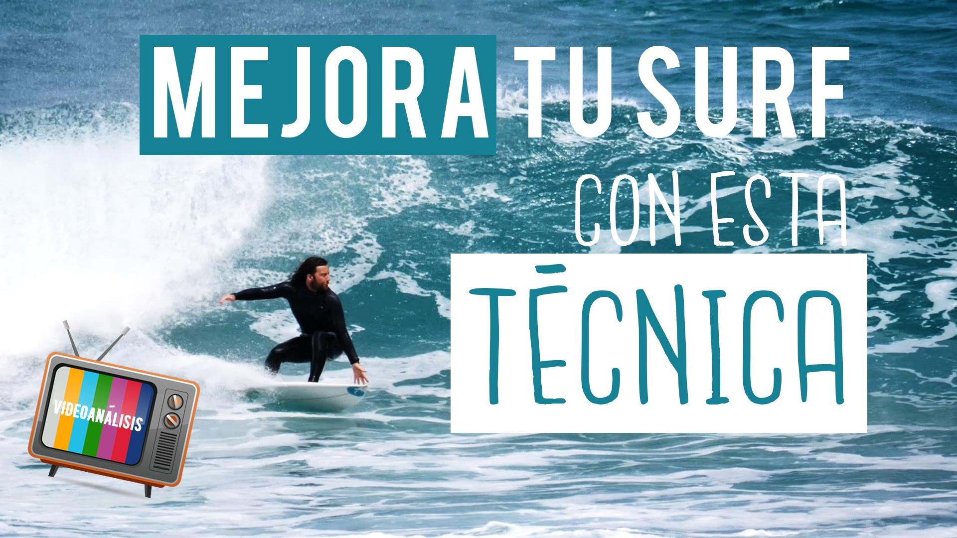 Videoanálisis surf coaching en español