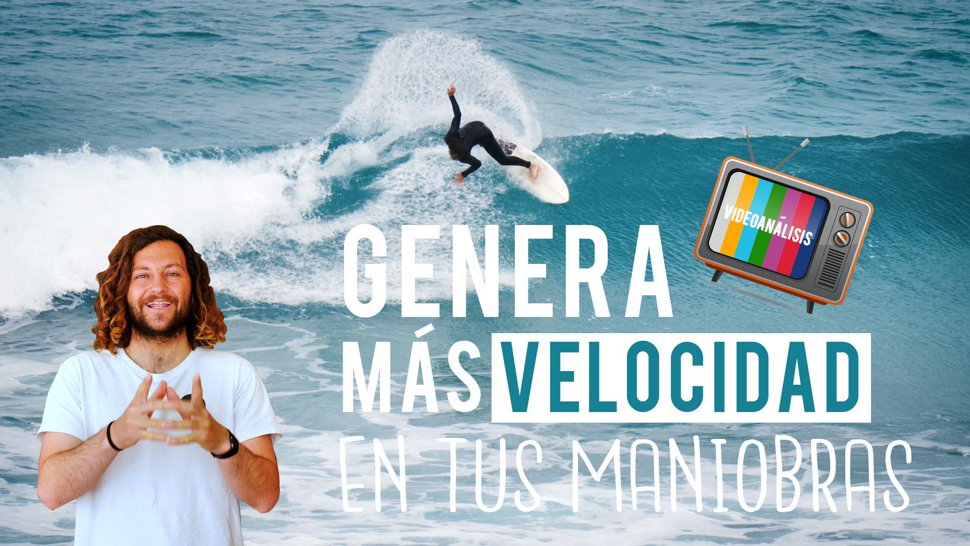Analizando videos de la técnica del surf | Flexión-Extensión