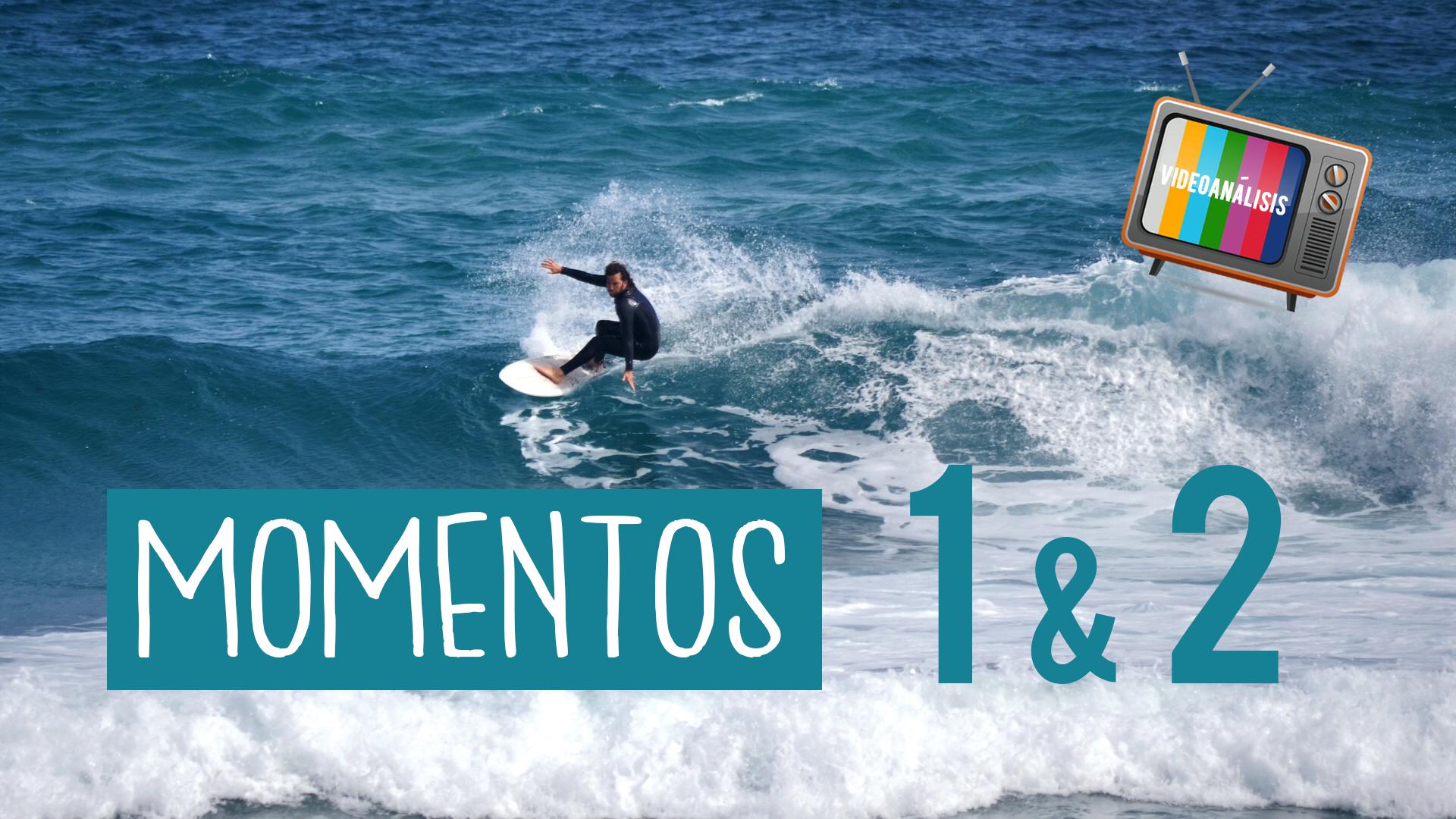 Como mejorar tu técnica de surf | Análisis de Video