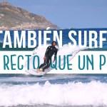 Mejora tu surf en longboard ¡surfea más relajado!