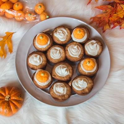 Easy Pumpkin Pie Cookies
