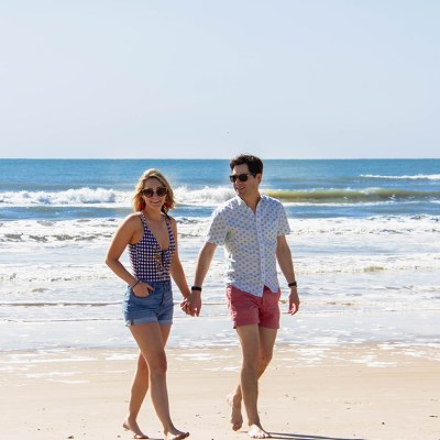 Beach Day In Port Aransas