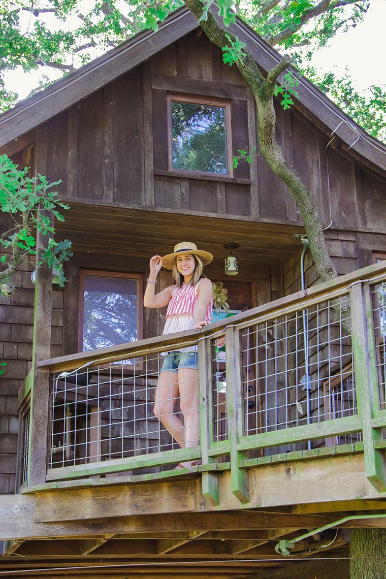 Texas Treehouse Getaway 7