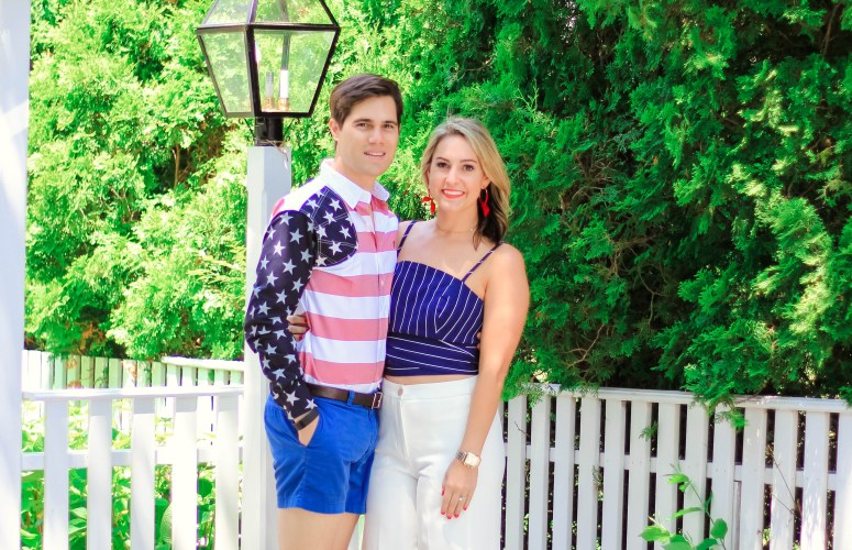 Stars and Stripes: What To Wear For the 4th Of July