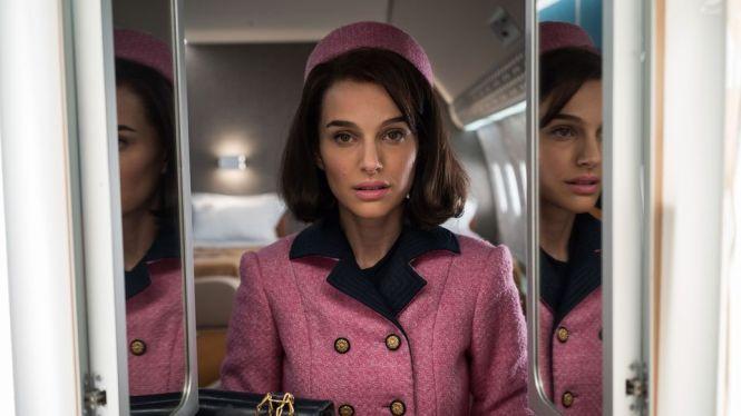 Natalie Portman in Jackie | onetakekate.com