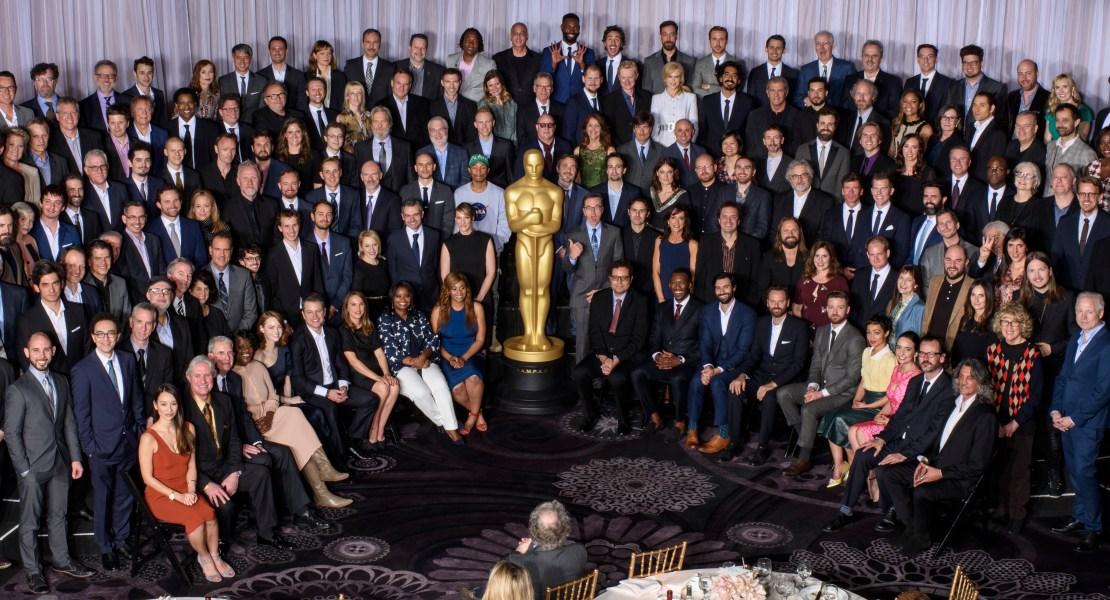 89th Academy Awards Class Photo | onetakekate.com