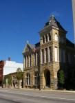 Mansfield Memorial Museum built by veterans of the Civil War