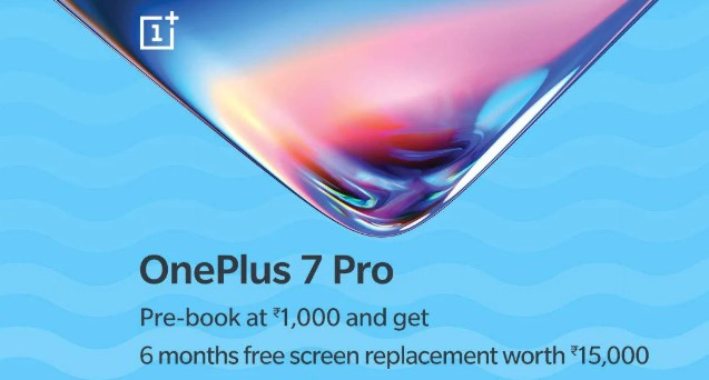 OnePlus 7 Pre-order, OnePlus 7 Pro will go on sale