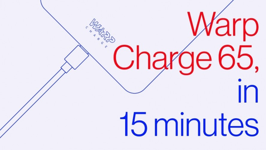 oneplus 8t Wrap Charge65