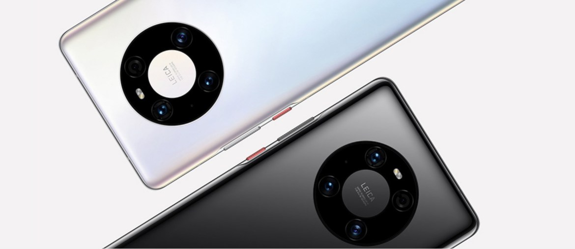Huawei Mate 40 Pro color