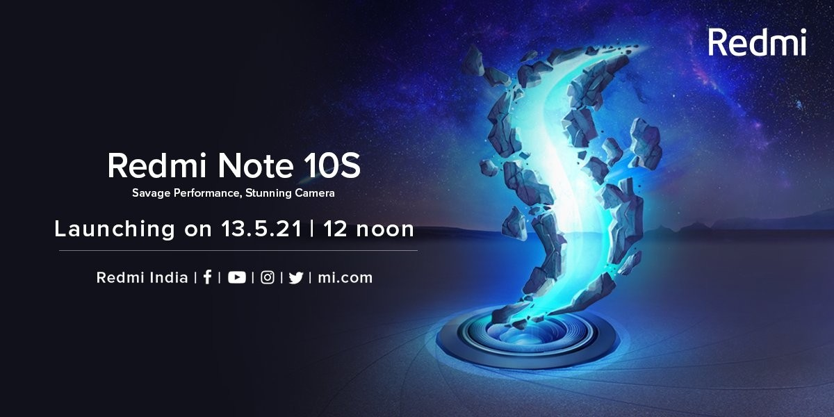 Redmi Note 10S