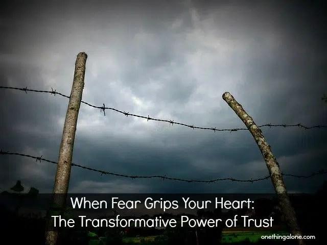 fear  trust