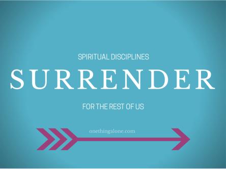 Spiritual Disciplines (2)