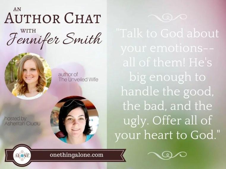 Jennifer Smith Author Chat
